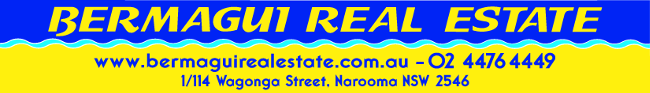 Bermagui Real Estate - logo